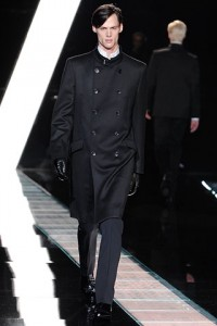 GIANNI VERSACE AUTUMN/WINTER 2007-8 MEN'S